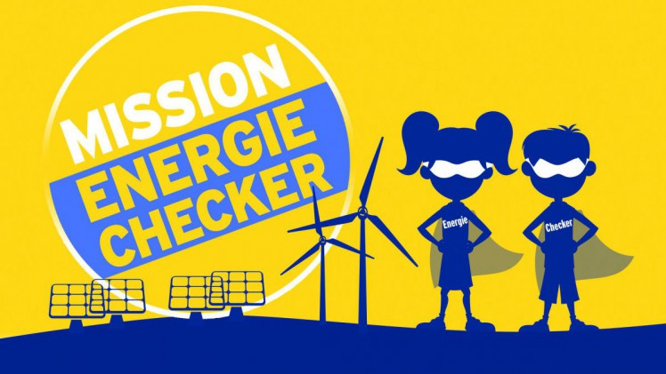 Logo zur Mission Energie Checker
